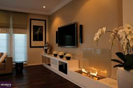 modern fireplace and tv direct vent gas fireplaces custom