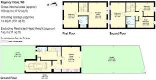 4 bedroom terraced house for sale in regency close ealing london