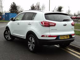 kia sportagecrdi 3 sat nav for sale epsom downs surrey belmont