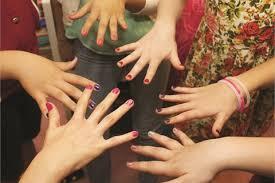 teen girls love polish best style nails magazine