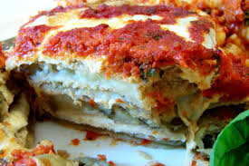 Fried Parmesan Oven Fried Eggplant Or And Zucchini Parmesan Recipe Genius Kitchen