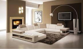 canap cuir design haut de gamme canapé angle en cuir vachette blanc