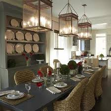 Lantern Dining Room Lights Dining Room Lanterns Design Ideas