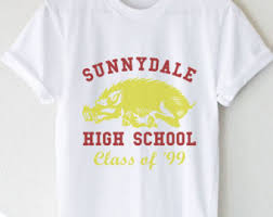 sunnydale class of 99 sunnydale high etsy
