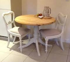Small Pine Dining Table Small Kitchen Table With 2 Chairs For Small Pine Dining
