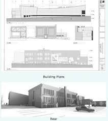 exterior improvements underway at u0027murder kroger u0027 rendering