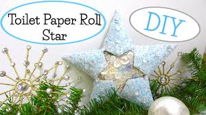 frosty christmas star recycling craft challenge tutorial craft