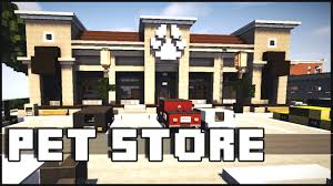 Modern House Furniture Minecraft Minecraft Pet Store Minecraft Builds Pinterest Pet Store