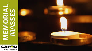 light a candle for someone memorial masses light a candle for someone special cafod youtube