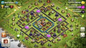 game coc sudah di mod clash of clans unlimited everithing download mod clash of clans