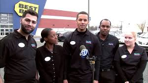 best buy employees talk about christmas surprise gone viral for