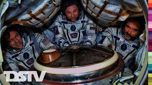 inside the russian soyuz spacecapsule during launch youtube