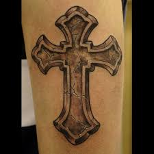 Cross Tattoos - cross meanings itattoodesigns com