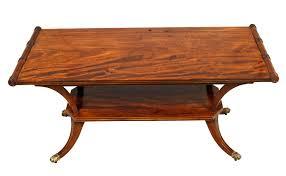 coffee tables mesmerizing mahogany antique coffee table trays
