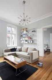 Minimalism Decor Tiny Apartment In Poznan Poland Showcases Cool Scandinavian