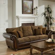 Queen Sleeper Sofa Leather by 50981 Miracle Saddle Bonded Leather Queen Sleeper Sofa By Simmons
