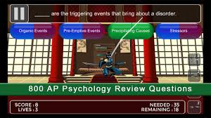ap psychology review game android apps on google play