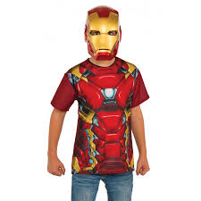 iron man kids play time costume marvel the avengers costumes
