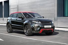 range rover autobiography black edition range rover evoque gets 2017 updates plus new ember edition auto