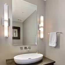Vanity Bathroom Lighting Bathroom Lighting At The Home Depot With Most Elegant Vanities