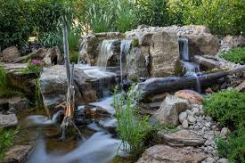 Aquascapes Of Ct Pond Installation Maintenance Contractor Monmouth County New