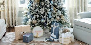 Best Way To Decorate A Christmas Tree 25 Beautiful Christmas Tree Decoration Ideas 2017