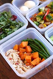Healthy Menu Ideas For Dinner My Weekly Meal Prep Routine Eat Yourself Skinny