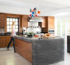 marble kitchen island a bold marble kitchen island