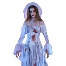 Corpse Bride Costume Online Buy Wholesale Corpse Bride Halloween From China Corpse