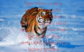 Tiger Mom Meme - who wants to be a tiger mom when you can be a hippo mum mum s the