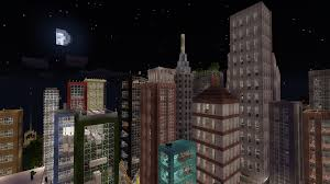 New York Pocket Map by Mine York City Myc Mcpe Maps Minecraft Pocket Edition