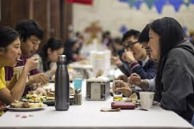thanksgiving offerings huds increases locally sourced offerings news the harvard crimson
