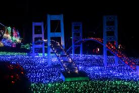 Zoo Lights Woodland Park 12 Of The Best Light Displays In Washington This Winter