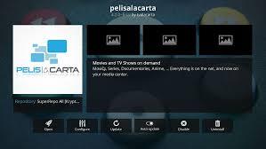 film add anime pelisalacarta kodi add on watch spanish movies and tv shows with kodi