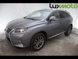 lexus rx 450h for sale by owner 2015 lexus rx 450h premium comfort awd