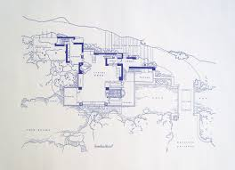 15 ennis house floor plan french chateau clad in limestone