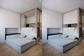 4 small apartment designs under 50 square meters