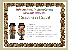 free give away making inferences and problem solving activity
