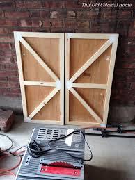 easily transform cabinet doors hometalk