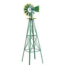 f2c 8 windmill wind spinners ornamental garden decoration weather