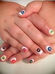 kyle busch 18 nascar nails nails pinterest nascar nails
