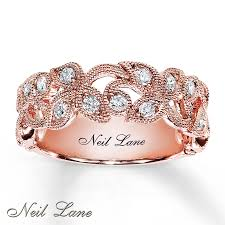 Rose Gold Wedding Rings For Women by Wedding Rings Jared Vintage Wedding Bands Rose Gold Solitaire