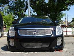 custom black light sts 2005 cadillac sts information and photos zombiedrive