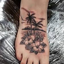 75 beautiful palm tree tattoos with meanings 120 best palm tree