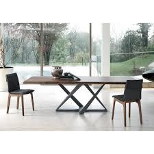 italian extendable dining table bontempi casa extendable dining table made in italy