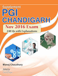 pgi chandigarh postgraduate medical entrance examination vol 1 u0026 2