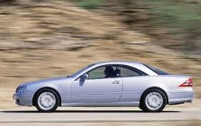 2000 mercedes coupe used 2000 mercedes cl class coupe pricing for sale edmunds