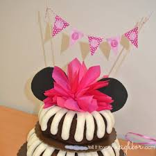 tell it to your neighbor minnie mouse birthday party part 1
