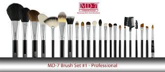 professional makeup tools professional makeup brush set md 7