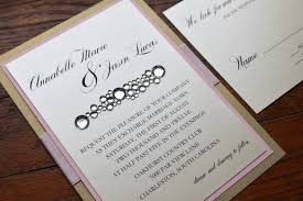 make your own invitations wedding invitation do it yourself ideas amulette jewelry